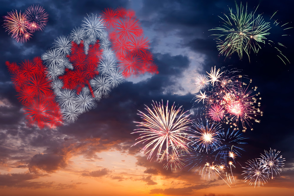 Happy 150th Birthday Canada!