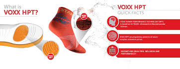Introducing VOXXLife Inserts and Socks.