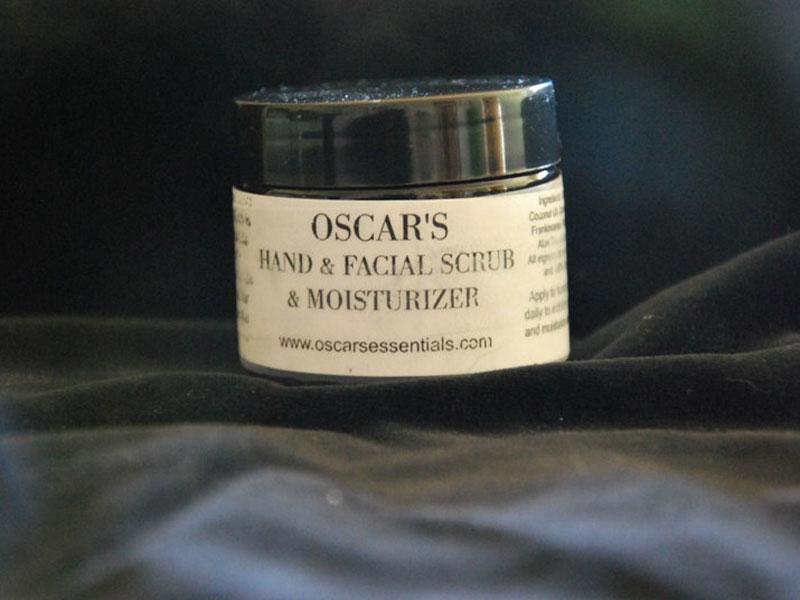 Oscar's Hand & Face Scrub